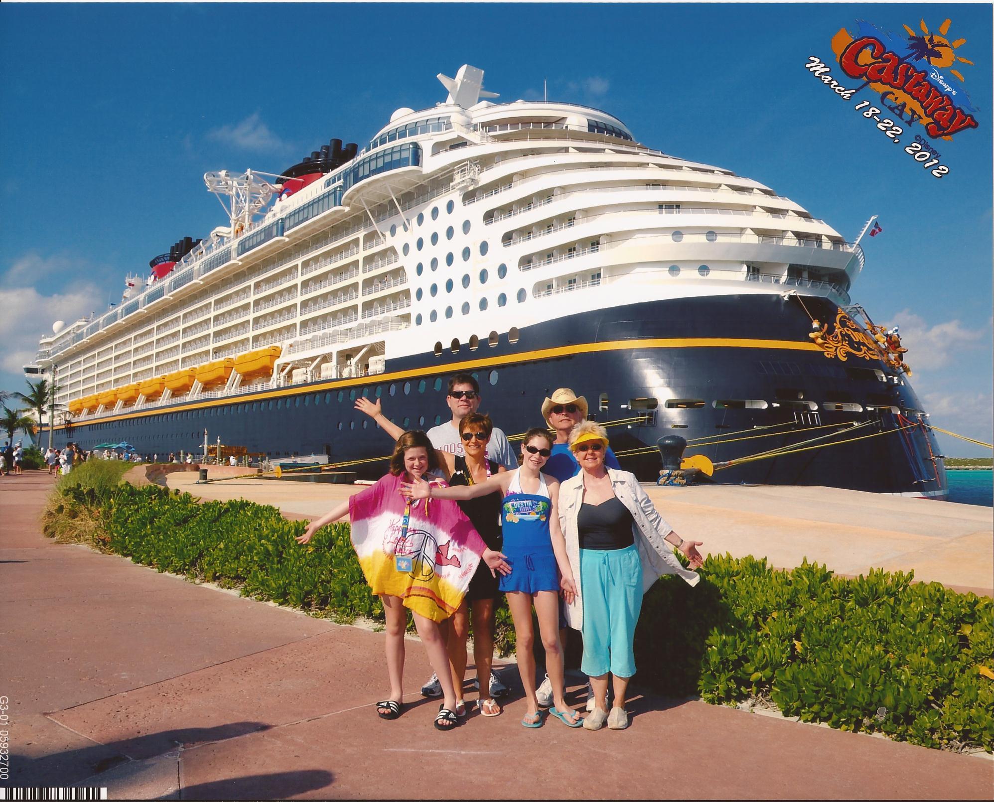Disney Cruise-3-12   Have a Marlis Day!
